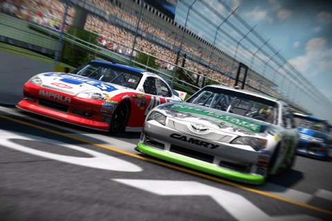 NASCAR The Game: Inside Line Review - SB Nation Atlanta