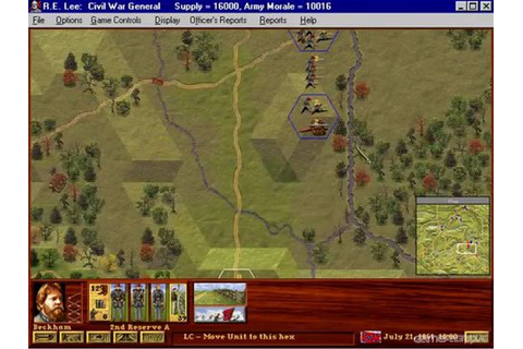 Robert E. Lee, Civil War General Download Game | GameFabrique