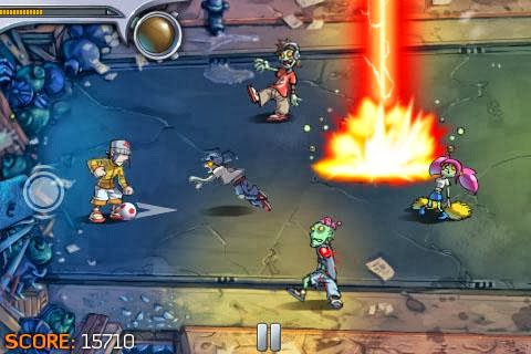 Games Android : Free Download Pro Zombies Soccer Apk ~ Sorov