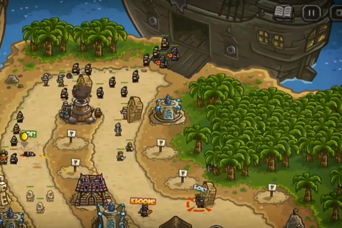 'Kingdom Rush Frontiers' expands on one of the most ...