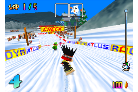 Retro Gaming Tuesday – Snowboard Kids N64 | FOC gaming