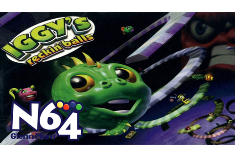 Iggy's Reckin' Balls - Nintendo 64 Review - HD - YouTube