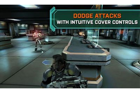Mass Effect Infiltrator (Android games) - PLAY STORI
