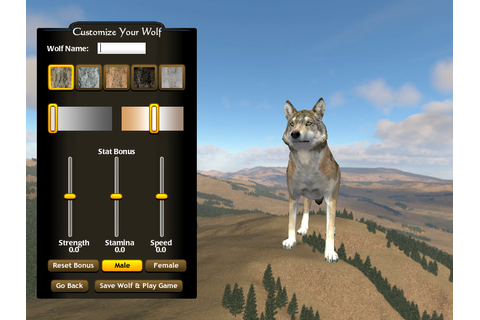 WolfQuest - Full Version Games Download - PcGameFreeTop