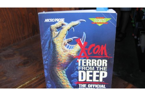 Comparamus - X-COM Terror from the Deep: The Official ...
