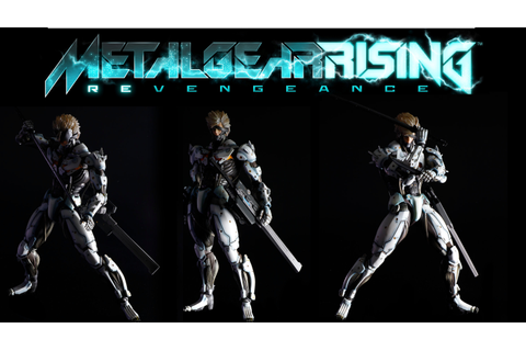 Metal Gear Rising: Revengeance - Limited Edition (Zavvi UK ...