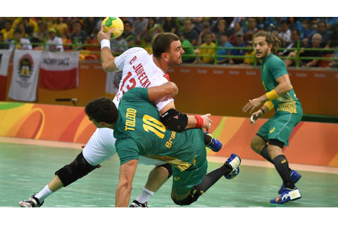 Calling all U.S. athletes: Handball needs you