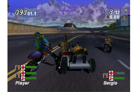 Download game ISO Road Rash - Jailbreak ps1 for PC - Game ...