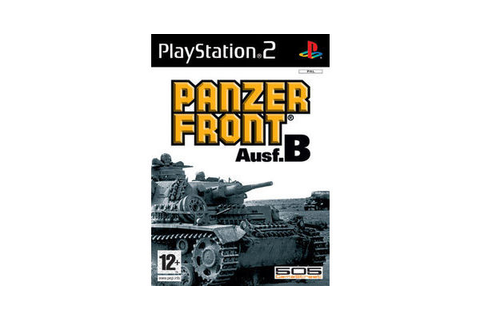 Panzer Front: AUSF.B – PlayStation 2