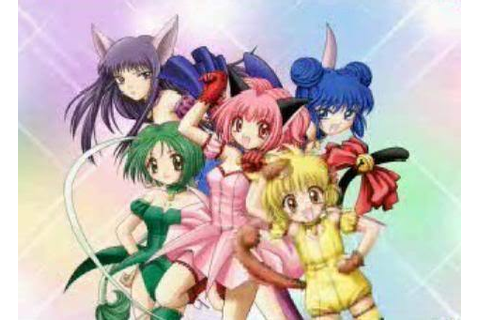 Tokyo Mew Mew game images mews wallpaper and background ...