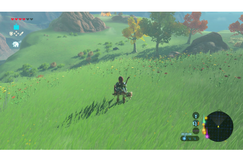 The Legend of Zelda: Breath of the Wild Shouldn't Be This ...
