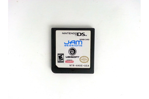 Jam Sessions game for Nintendo DS (Loose) | The Game Guy