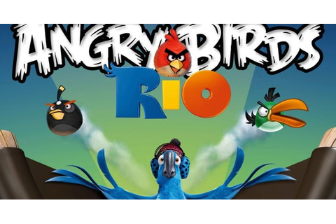 Angry Birds Rio PC Game ~ GameZone