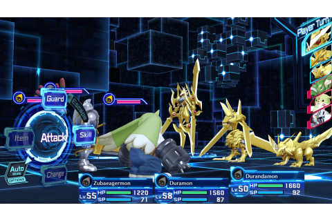 Digimon Story: Cyber Sleuth - Hacker's Memory Review ...