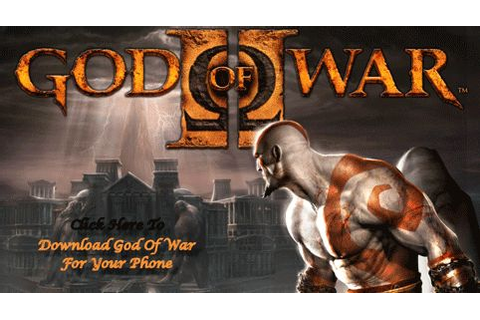 God Of War: Betrayal - java game for mobile. God Of War ...