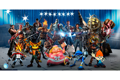 PlayStation All-Stars Battle Royale Character List