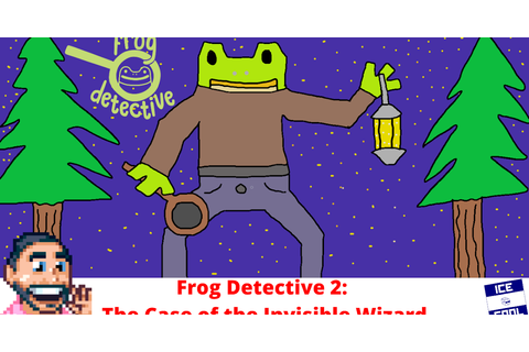 Frog Detective 2: The Case of the Invisible Wizard on ...