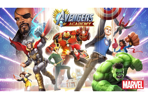 Marvel Avengers Academy New Gameplay Tutorial - YouTube