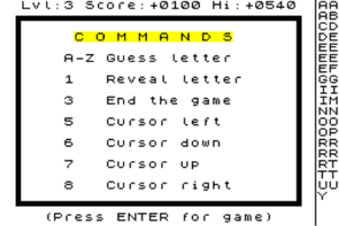 Abandonware games released in 1983 - page 52 - My Abandonware