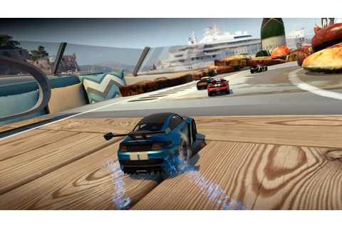 Table Top Racing: World Tour (PS4 / PlayStation 4) News ...