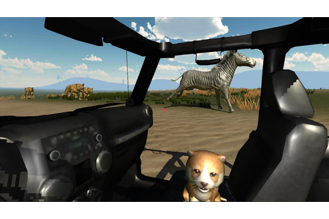 VR Safari - Google Cardboard Game - Android Apps on Google ...