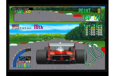 F1 Exhaust Note - Arcade - VGDB - YouTube
