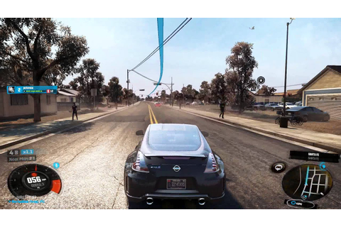 The Crew Game Road Trip - NYC to LA (The Crew Gameplay ...