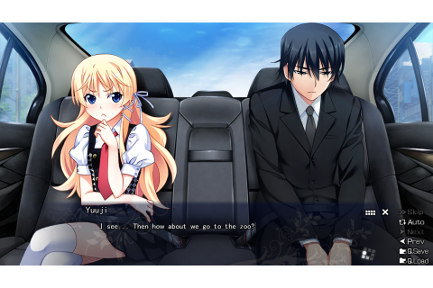 Save 45% on The Melody of Grisaia on Steam