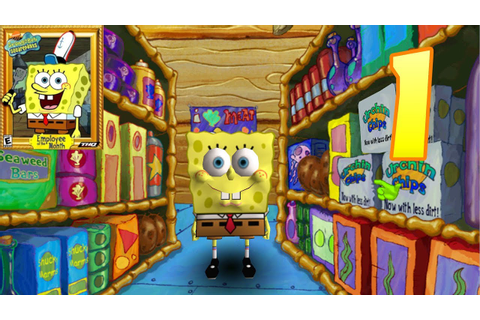 SpongeBob Employee of The Month [PC] - Chapter 1: Employee ...