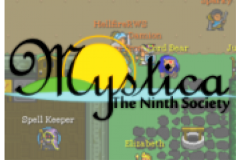 Mystica: The Ninth Society Steam CD Key