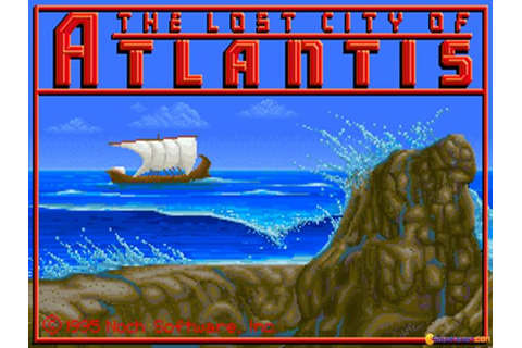 The Lost City of Atlantis download PC