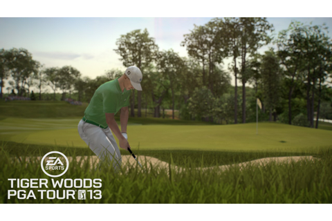 New Screenshots Released For Tiger Woods PGA Tour 13 ...
