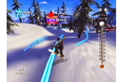 Taking it back to the Old School SSX Style - The Boo Tube