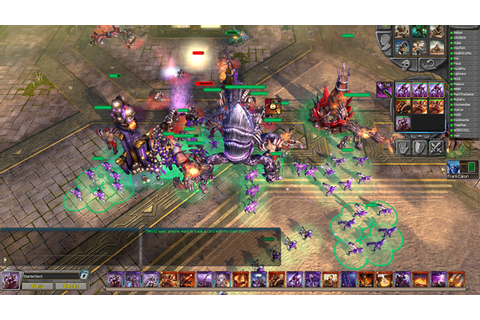 EA's BattleForge goes the CCG route with paid booster ...