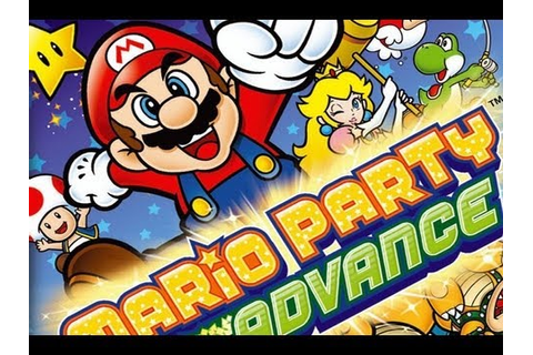 CGRundertow MARIO PARTY ADVANCE for Game Boy Advance Video ...