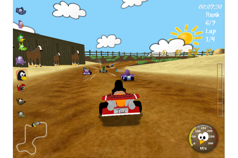 Kart racing game - Wikipedia