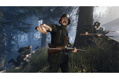 World War 1 Multiplayer FPS Tannenberg Is Coming to ...