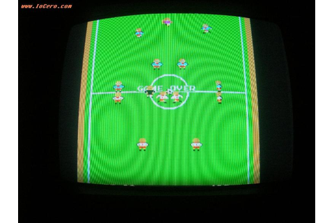 Exciting Soccer Arcade Game