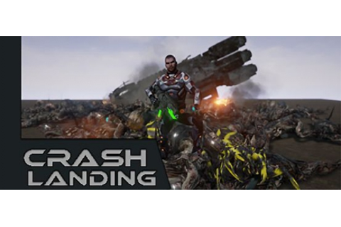 Crash Landing : Un shoot'em up à l'ancienne - page 1- GamAlive