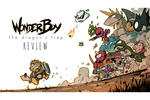 Wonder Boy The Dragon's Trap Review