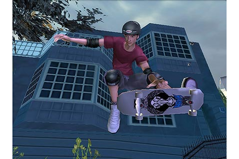 New Tony Hawk's Downhill Jam Screenshots Released by ...