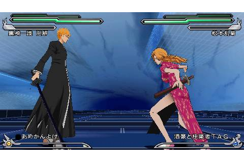 Bleach Heat the Soul 7 ISO for PPSSPP – isoroms.com