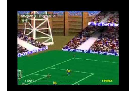 player manager 1999 ps1 - YouTube