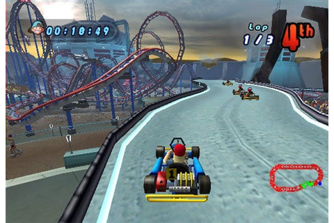 E3 2006: Thrillville - IGN