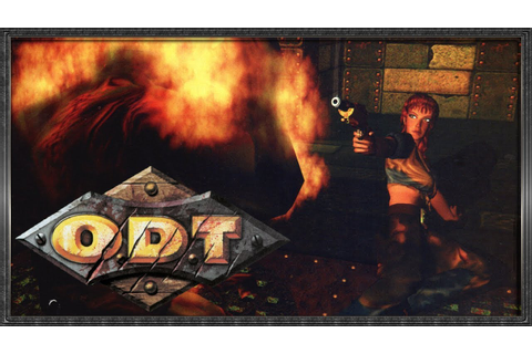 ODT - Escape Or Die Trying :: PSOne :: Прохождение :: #1 ...