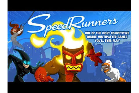 SpeedRunners Out Now on PS4 - YouTube
