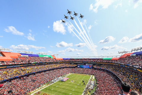 Air Force to Pay for More Stadium Flyovers to Inspire ...