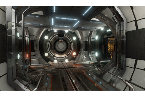 ArtStation - Airlock Junction [Halo 4 Environment Re ...