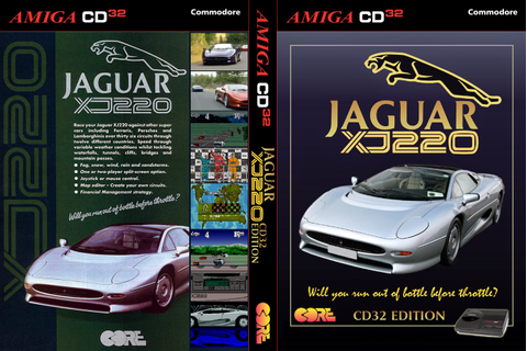 Indie Retro News: Jaguar XJ220 - Racing excellence comes ...