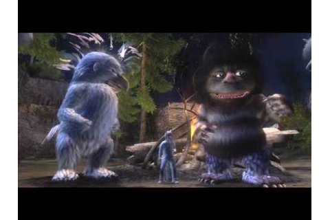 Where the Wild Things Are Wii Trailer - YouTube